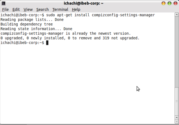 install compizconfig-setting-manager